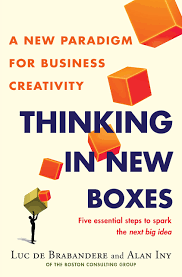 amazon com thinking in new boxes a new paradigm for business