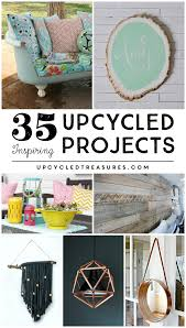 35 inspiring upcycled projects upcycledtreasures diy home decor