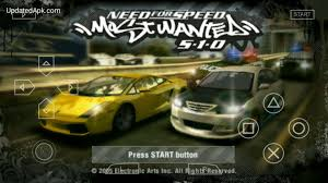ppsspp 0 9 1 apk psp need for speed most wanted 5 1 0 highly compressed
