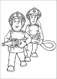 fireman sam printable coloring pages fireman sam printable