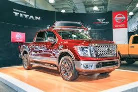 nissan titan quarter mile 2017 nissan titan half ton debuts at new york auto show