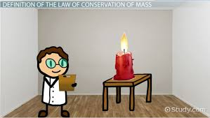 the law of conservation of mass definition equation u0026 examples