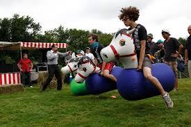 corporate picnic circus events