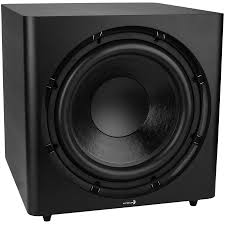 8 inch home theater subwoofer dayton audio sub 1500 15