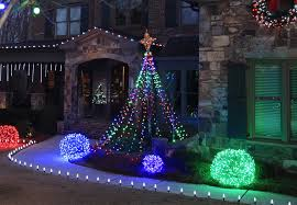 outdoor lighted christmas decorations diy outdoor lighted christmas decorations ideas fabrizio design