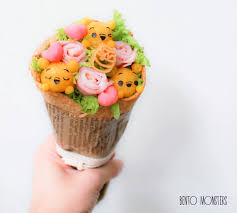 edible bouquet edible character bouquets s day arrangement