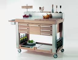 kitchen islands and trolleys outdoor kitchen cart home design and decorating