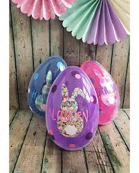 large fillable easter eggs here s a great deal on personalized jumbo easter egg large fillable