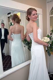 hairstyles for boat neckline a perfect match dress to wedding hairstyle