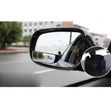 Where To Install Blind Spot Mirror Car Blind Spot Mirror Set Adjustable Side Rearview Wide Angle