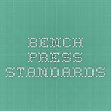 Bench Press Standards By Age 9 Best Weightlifting Standards Images On Pinterest Weightlifting