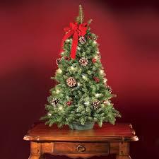 ceramicistmas tree with lights free lavender ebay 82