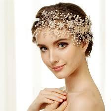 gold headpiece aliexpress buy chran new hair vine gold bridal headband