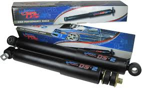 ds 2 front shocks for 1982 04 chevy s10 blazer and gmc s15 jimmy