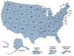 usa map kindergarten state kindergarten policies state map