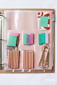 Binder Decorating Ideas How To Craft A Cute Binder Home Made By Carmona