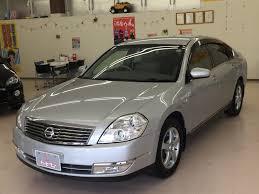 nissan teana nissan teana 2006 for sale japanese used cars car tana com