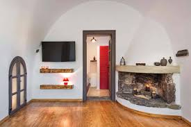 the l house u2013 the fire place in the living room old vourvoulos