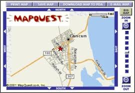 map qwest mapquest maps with 90 city maps of mexico