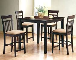 tall dining table and chairs high kitchen table set roaminpizzeria com