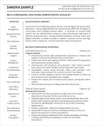Administrative Support Resume Examples by 10 Administrative Assistant Resumes Free Sample Example
