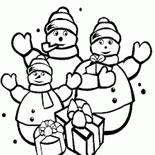 coloring page snowman family snowman family coloring pages disney coloring pages