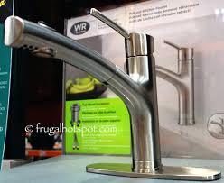 faucet single handle pulldown kitchen faucet commercial style