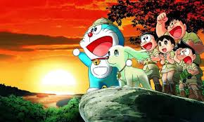wallpaper doraemon the movie free doraemon and nobita anime hd wallpaper apk download for android