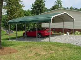 metal carports and metal garages u2013 a comfortable home for your
