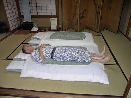 what is a japanese futon