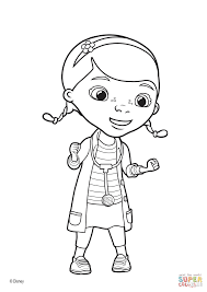 doc mcstuffins color page picture coloring page 6410