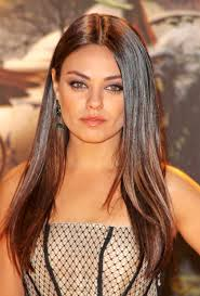 new spring haircuts mila kunis ombre hair yahoo search results halo pinterest