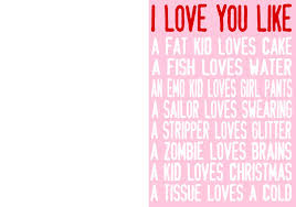 Just Because I Love You Quotes by Because I Love You Cards