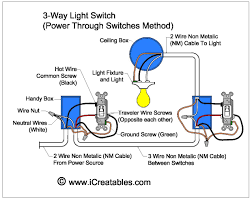 electrical wiring three way switch wiring diagram light diagrams