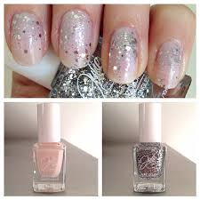 wearing a star is born on top of love potion both by julieg nail