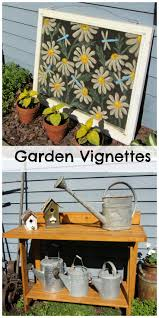 Gardening Ideas 264 Best Rustic Garden Decor Images On Pinterest Garden Ideas