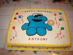cookie monster cakes http www cake decorating corner com