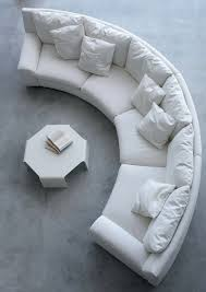 the semicircular sofa in fabric ben ben arflex luxury furniture mr