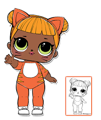 cat coloring pages images baby cat coloring page lol surprise doll coloring pages