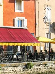 What Are Awnings Made Of An Insider Guide To Antiquing In Provence Chairish Blog