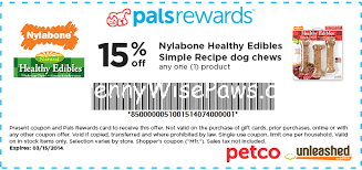 edibles coupons petco 2 new printable coupons 5 1 proplan and 15 nylabone