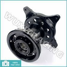 aliexpress com buy new rmz aliexpress com buy front rear new motorcross mx black cnc hub