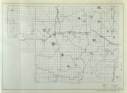 Arizona Highway Map by 1937 Arizona State Highway Maps For 66