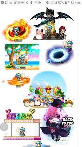 Maplestory Chairs Msea Cash Update 160817 Life Update Maplestory Amino