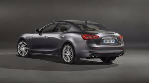 maserati toronto 2018 maserati ghibli granlusso revealed in china with updated