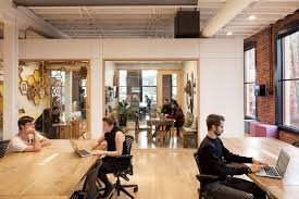 Boora Architects Airbnb Cx Office Located In The Portland S Historic Blagen Block