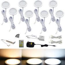 Under Cabinet Lighting Puck by Under Cabinet Puck Lights Cct Light Color Temperature Adjustable
