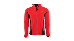 ferrari jacket scuderia ferrari 2016 classic softshell jacket motor1 com photos
