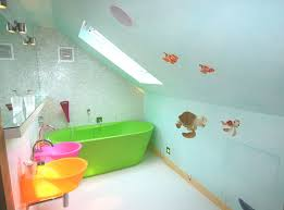 children bathroom ideas and colorful bathroom designs