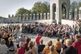 vietnam war veteran from st louis park helps to honor world war